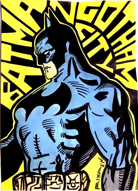 batman E