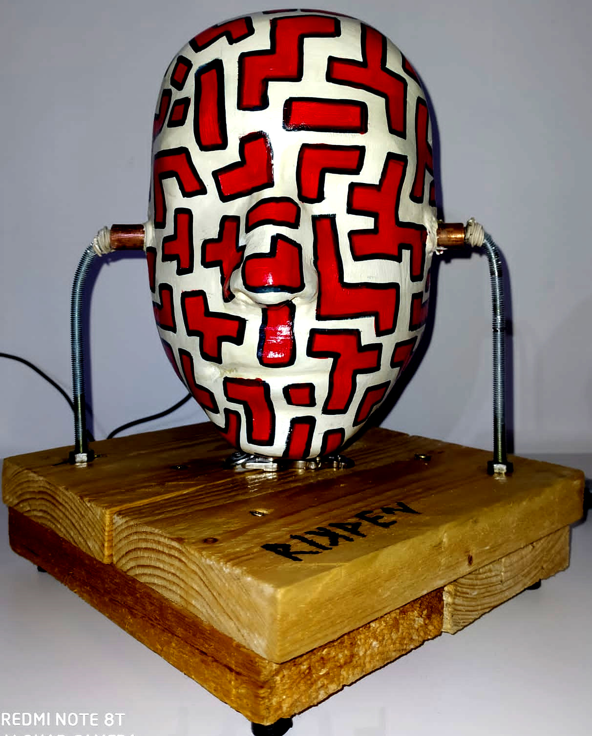scultura niki